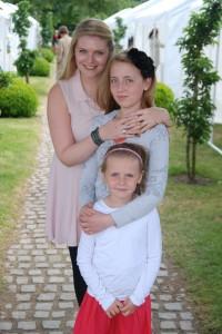 Hildur, Kolfinna og Bríet